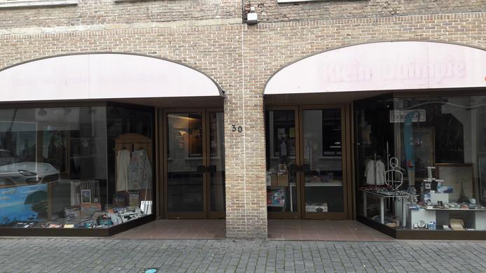 In dit pand aan de Bosstraat 30 in Bergen op Zoom wil Memo jongeren tussen de 16 en 26 jaar met een psychiatrische beperking begeleiden richting zelfstandig wonen.