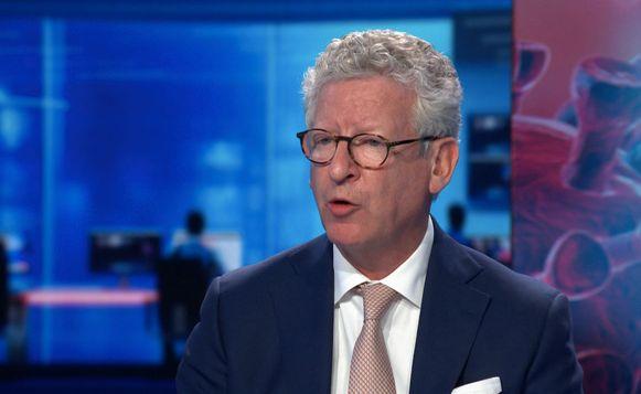 Minister van Binnenlandse Zaken Pieter De Crem (CD&V) bij VTM NIEUWS.