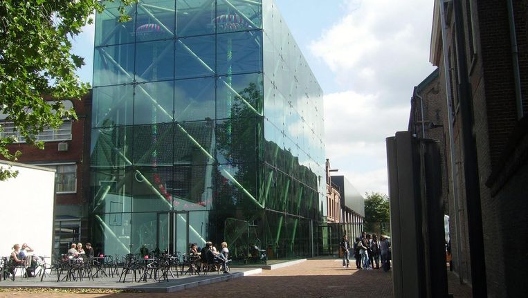 TextielMuseum Tilburg. Beeld