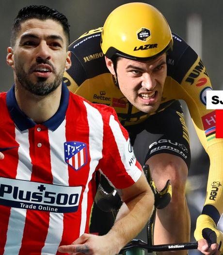 Het grote verschil tussen Luis Suárez en Tom Dumoulin