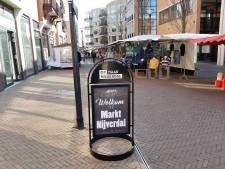 Zaterdagmarkt in Nijverdal gaat wel door