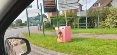 En hommage aux femmes atteintes du cancer, cette mairie installe... un lave-linge