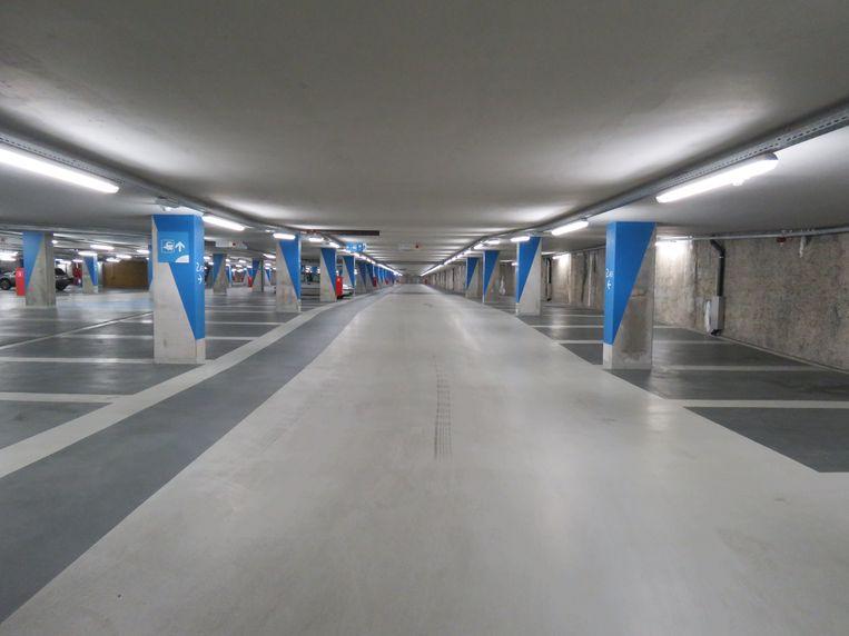 Ondergrondse stationsparking