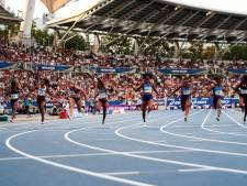 Schippers eindigt als derde op 100 meter in Parijs