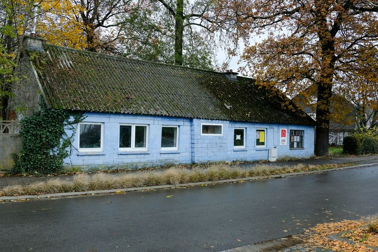 De oude barakken van de Chiro verdwijnen zodra de nieuwbouw klaar is. De start van de werken staat voor volgende week gepland.