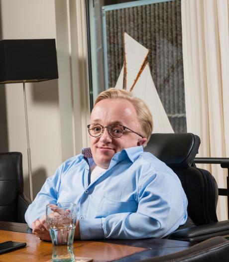 Rick Brink uit Hardenberg grijpt naast titel 'Beste raadslid van Nederland'