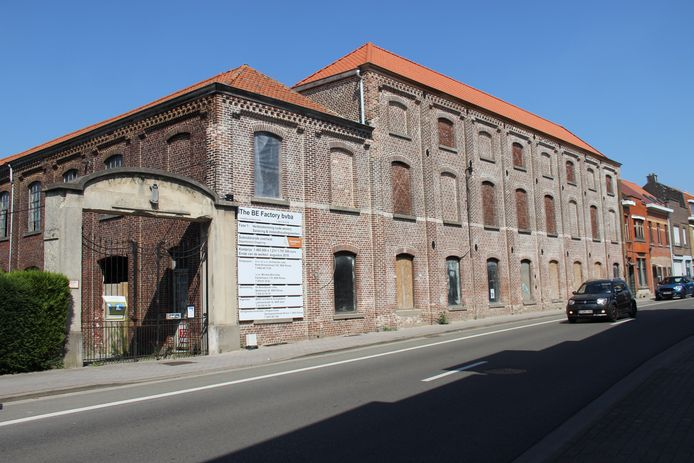 The Be Factory zet op Open Monumentendag voor het eerst de deuren open.