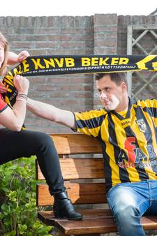 Bekerfinale: Marco is voor Vitesse, Simone voor AZ