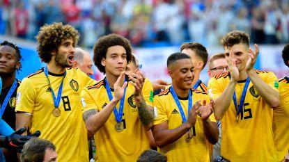 Rode Duivels komen amper drie puntjes tekort om weer allereerste te zijn op de FIFA-ranking