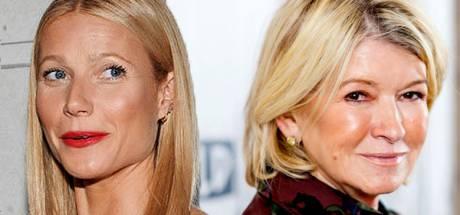 La guerre fait rage entre Gwyneth Paltrow et Martha Stewart