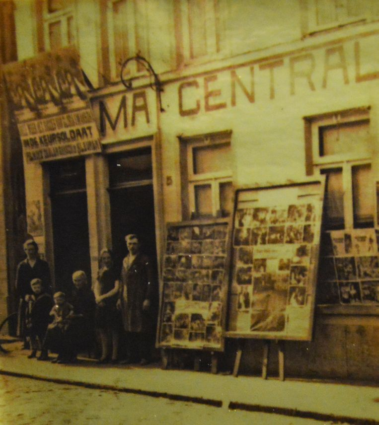 Cinema Central in de jaren 20.