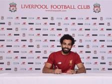Salah lost ploeggenoot Mané af als duurste Afrikaanse voetballer ooit