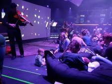 Huilen mag tijdens 'Bach voor baby's' in Zwolle