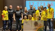 Dominique fietst meer dan 12.000 euro bijeen voor Stichting tegen Kanker
