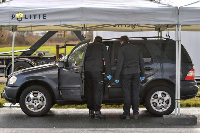 De Rijksrecherche onderzoekt de dood van de 39-jarige man.