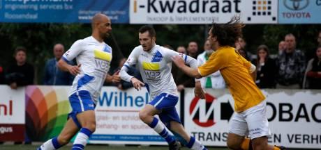 Invaller Abdenbi verlost Hoek tegen FC Lisse
