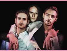 Rocktrio Grim Tim uit Eindhoven vol energie op roze vinyl