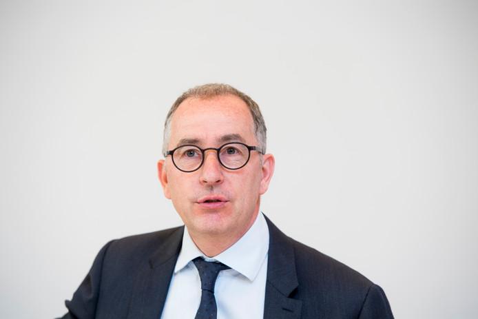 Wouter Devriendt, CEO de Dexia