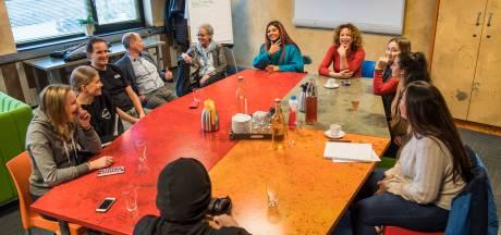 Eerstejaars studenten sociaal werk jaar lang op De Tavenu in Waalwijk om te leren in de praktijk
