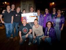 8.500 euro voor KinderLoop voor Hoop Heesch