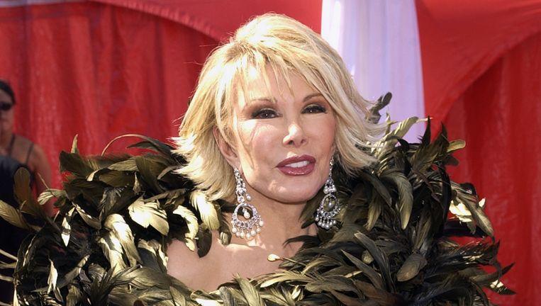 Joan Rivers in 2003.