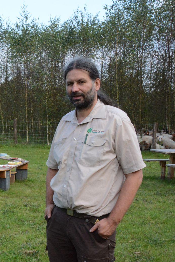 boswachter Joris Goossens