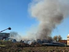 Inzamelingsactie voor Wallepikkers na verwoestende brand: 'Heel Zaltbommel is betrokken'