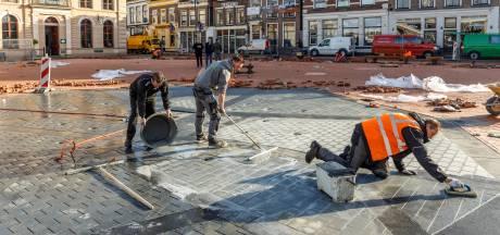 Oplevering Steenwijks Markt van een miljoen volgens schema
