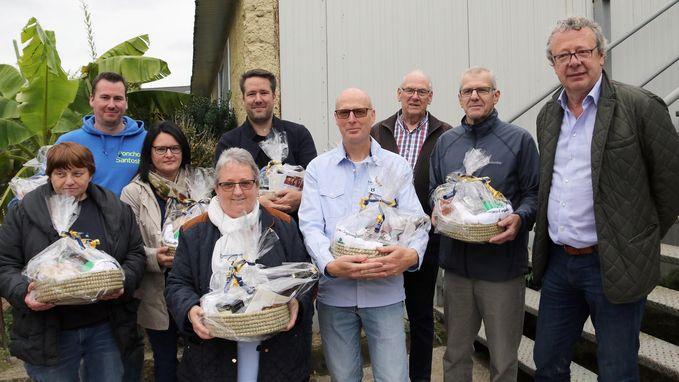 Vrijwilligers ontvangen mooi cadeau in Olmense Zoo