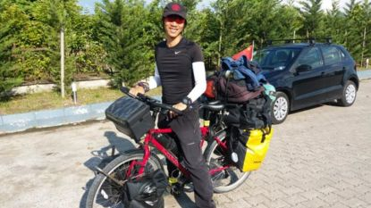 5.000 euro nodig om bestolen Chinees aan nieuwe fiets te helpen