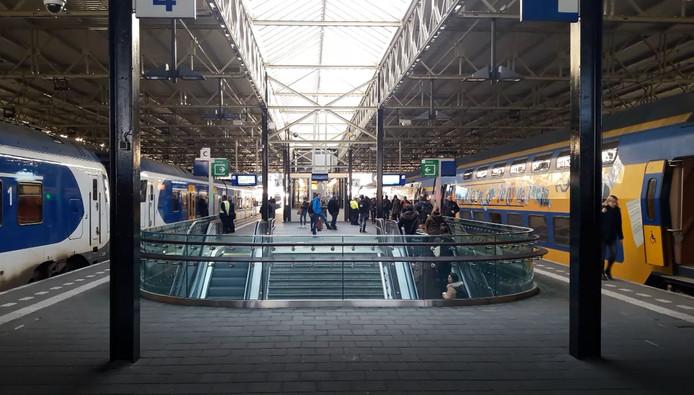 Het station van Eindhoven krijgt het predicaat Centraal Station.