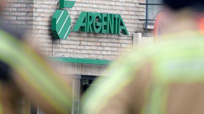 Plofkraak op bankkantoor van Argenta in Retie