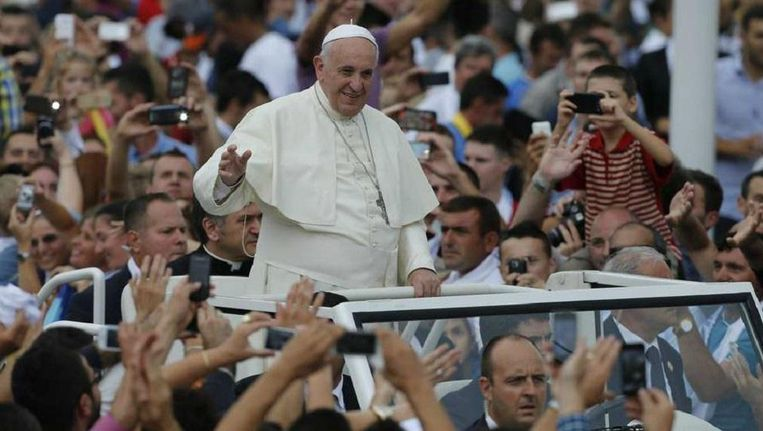 Paus Franciscus: