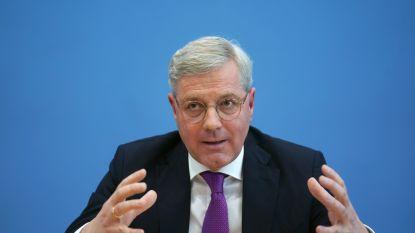 Eerste CDU-kandidaat voor opvolging Angela Merkel meldt zich