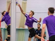 Volleyballers Vocasa mogen de zaal weer in: 'Nu kunnen we écht trainen'
