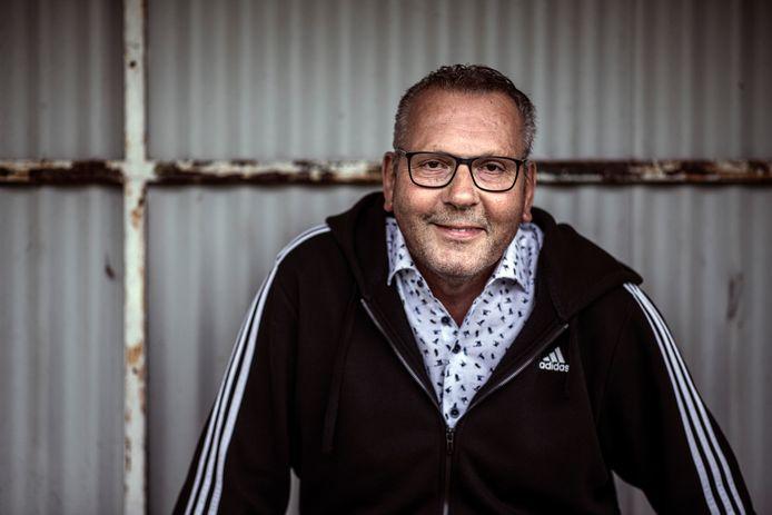 Gerard van Zwam, trainer van Unitas.