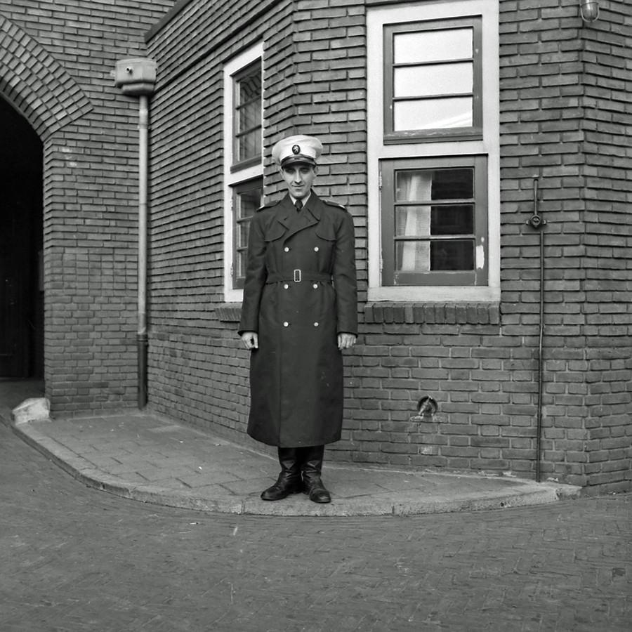 Nieuwe uniformen voor de politie.