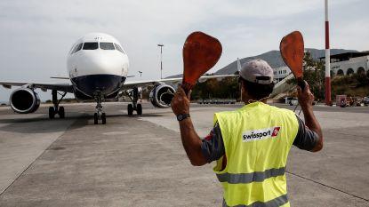 """Acties Swissport voorlopig opgeschort: """"Goede basis voor voortzetten onderhandelingen"""""""