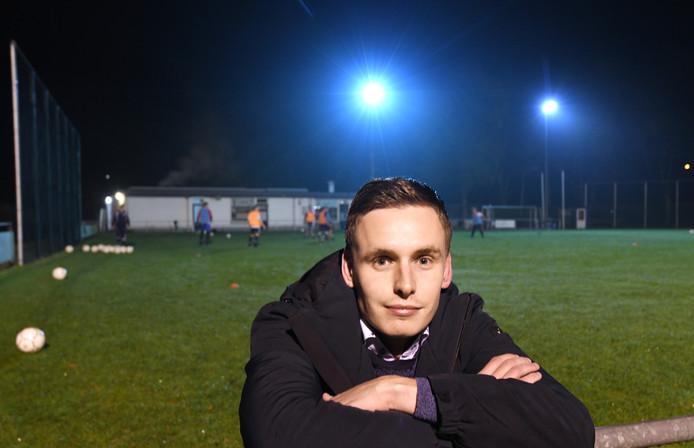 Peter Vernooij heeft zich erbij neergelegd dat hij nooit meer zal voetballen.