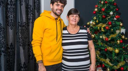"""Fernando Canesin en moeder Regina eindelijk herenigd: """"Wanneer ik scoor, stopt ze niet met huilen"""""""