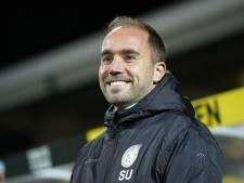 Sjors Ultee niet naar FC Dordrecht, maar wordt hoofdtrainer bij Fortuna Sittard