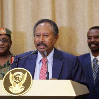 De eerste premier van Soedan na 30 jaar Bashir staat bekend als slim en gedisciplineerd