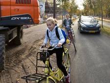 Vught neemt extra maatregelen bij bouwplaatsen op Postweg