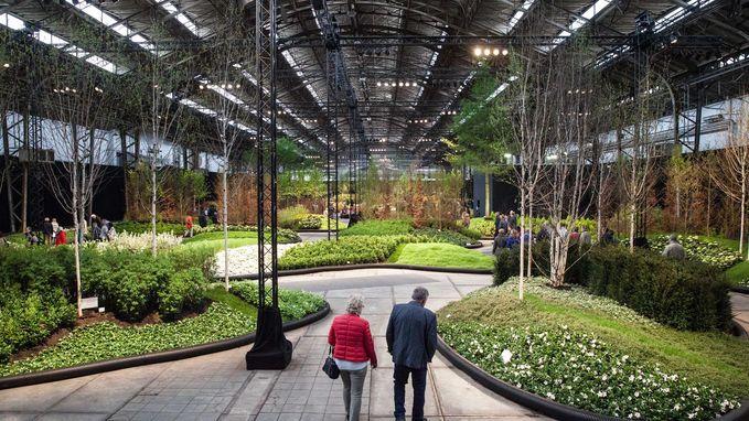 Floraliën terug naar Citadelpark in 2020