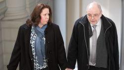 Ex-parlementslid Christian Van Eyken en zijn vrouw staan terecht voor moord