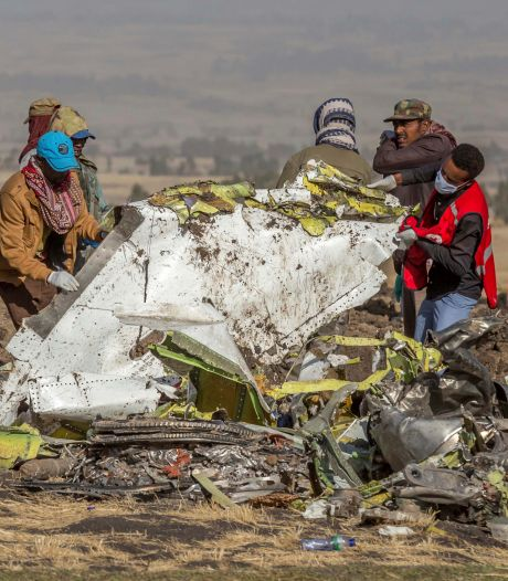 Rapport: 'Crash Boeing in Ethiopië gevolg van ontwerpfout'