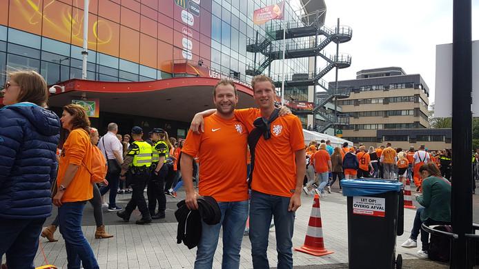 Jordy en Brent Stevens zijn sinds kort fan.