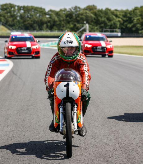 Succesvolste Nederlandse motorcoureur De Vries op 77-jarige leeftijd overleden