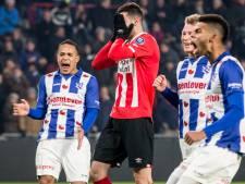 PSV houdt al bijna tien jaar 'de nul' niet tegen sc Heerenveen