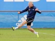 Rick van Drongelen speelt vrijdagavond toch niet met Hamburger SV